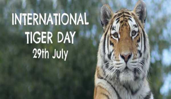 International Tiger Day Slogans in Hindi
