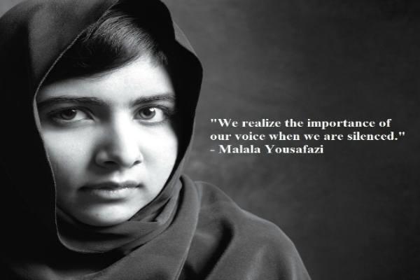 Malala Day Essay & Short Speech in English