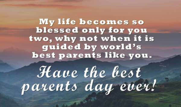 Parents Day Quotes in Hindi