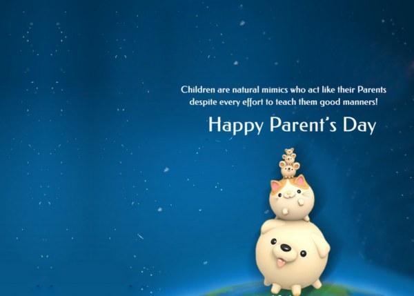 Parents Day Shayari in Hindi