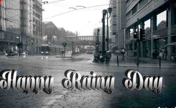 Rainy Day SMS in Hindi 140 word