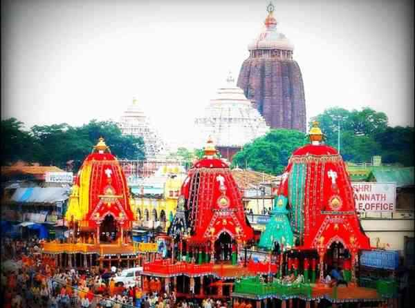 Rath Yatra Essay in Odia