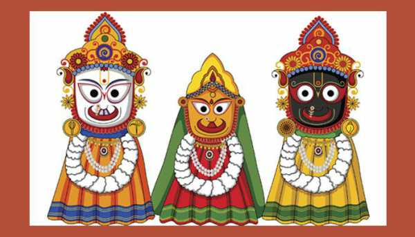 Rath yatra drawing images