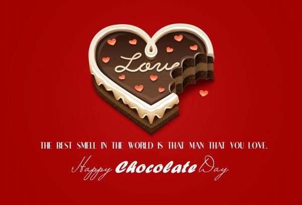 World Chocolate Day Quote for WhatsApp