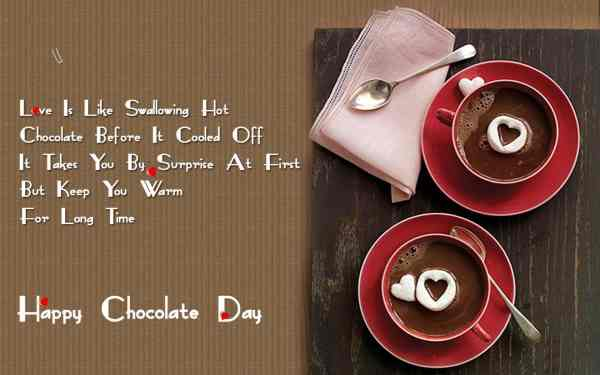 world chocolate day images HD