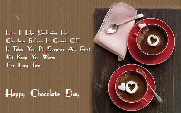 World Chocolate Day Quotes in Hindi