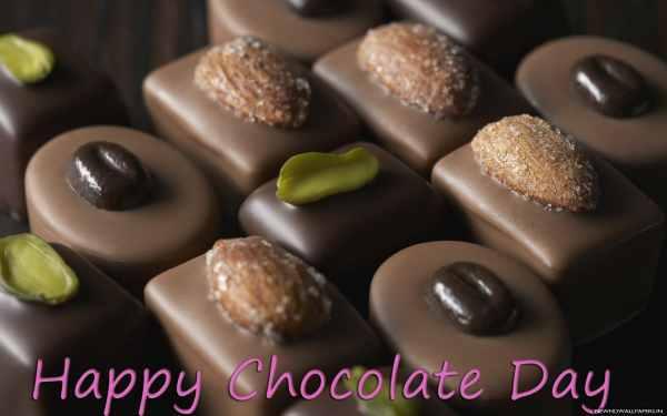 world chocolate day in hindi