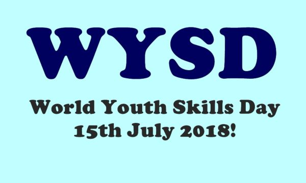 World Youth Skill Day Speech in Hindi