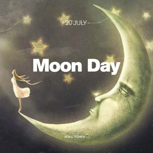 moon day posters