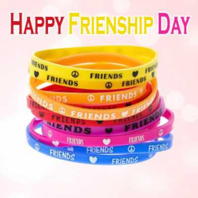 Friendship day greetings with name