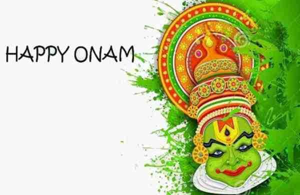 Happy onam images for facebook
