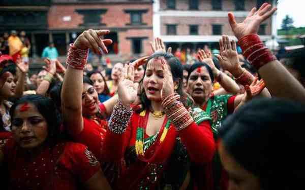 Hariyali Teej HD Images