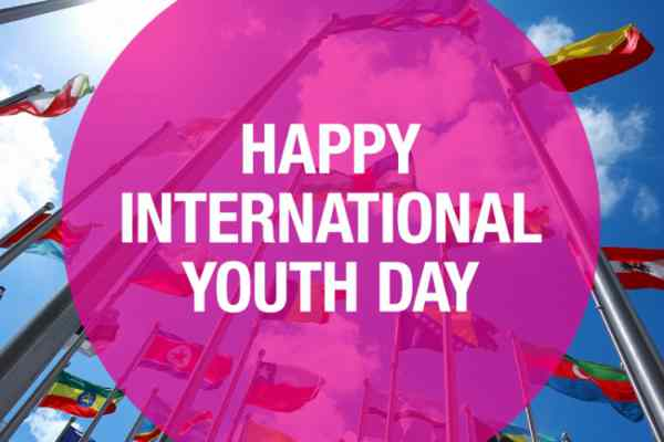 International youth day Posters
