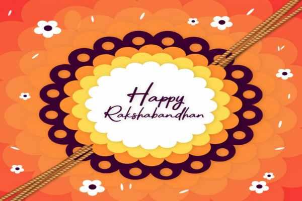 Raksha Bandhan Letter to a Brother in Hindi