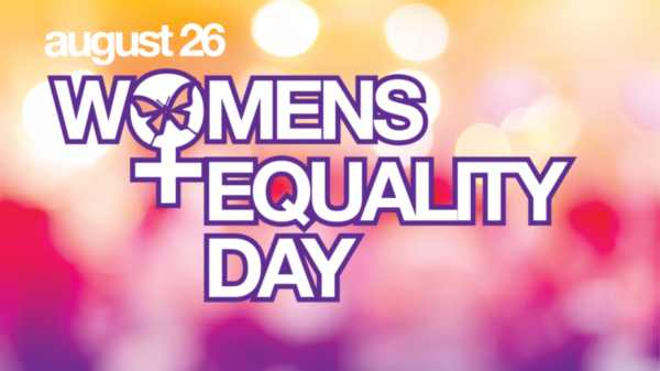 Women's Equality Day Speech in English