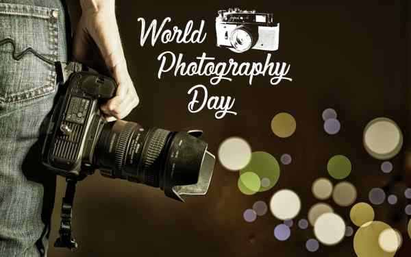 world photography day greetings