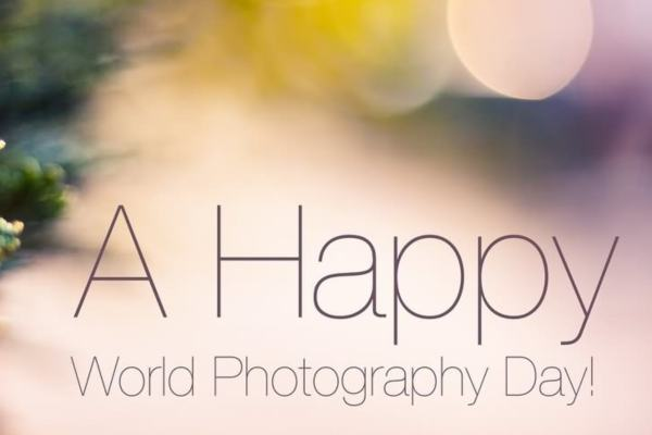World Photography Day Status