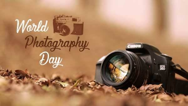 World Photography Day Wallpapers Hd