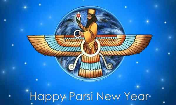 parsi new year wishes images