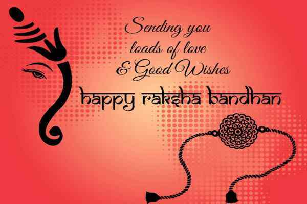 raksha bandhan image with quotes