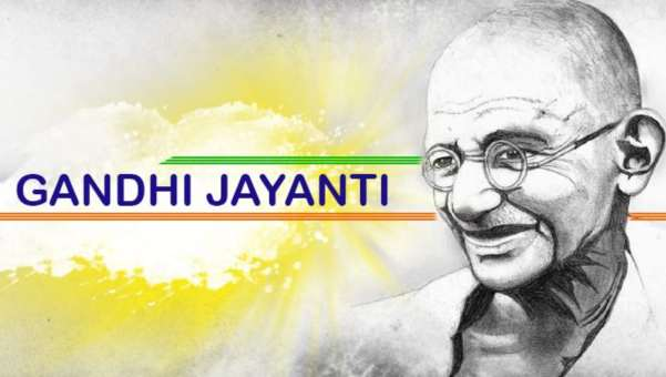 2 October Gandhi Jayanti Speech in Hindi