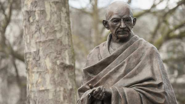 Gandhi Jayanti Wishes in Hindi