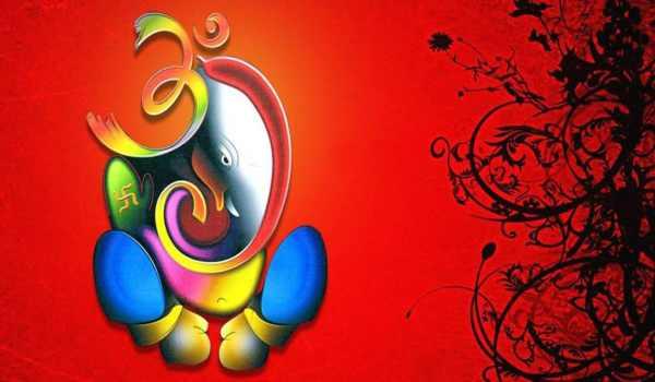 Ganpati Invitation message in Marathi