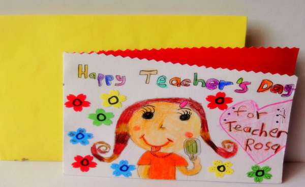 Handmade Gift ecard