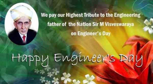 Happy Engineering Day Images