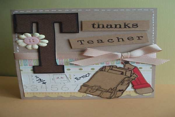 Happy Teacher Day Greeting Card