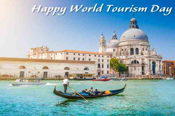 Happy World Tourism Day Images