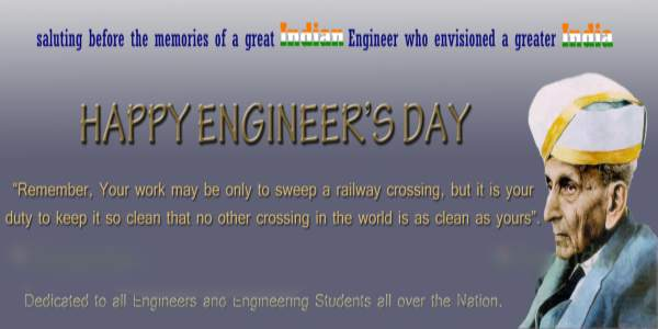 Happy engineering day photos hd
