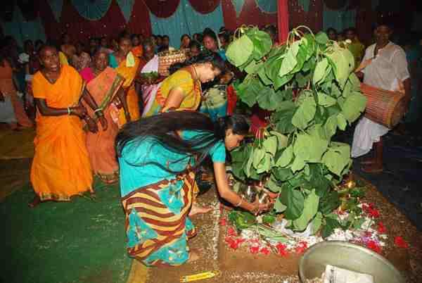 Karma Puja Wishes in Hindi