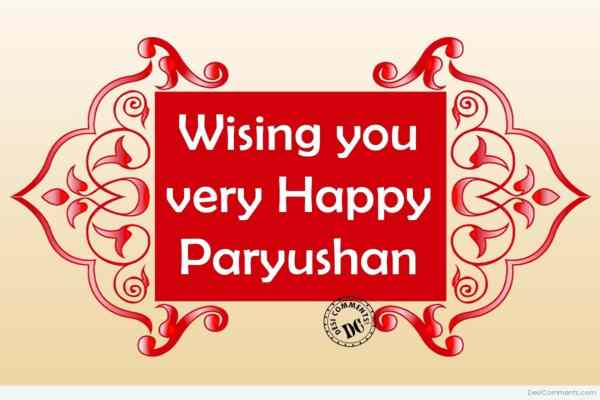 Paryushan Parva Messages