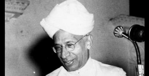 Essay on dr sarvepalli radhakrishnan in Hindi