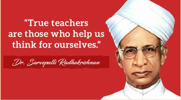 Sarvepalli radhakrishnan quotes in hindi