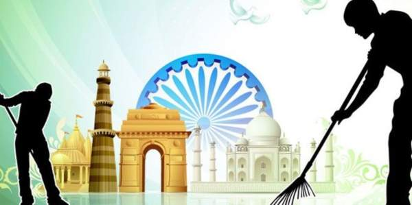 स्वच्छ भारत अभियान पर शायरी
