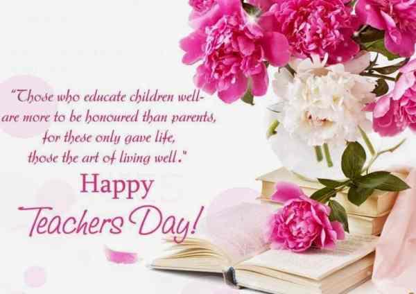 Teachers Day Best Wishes