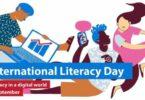 अंतर्राष्ट्रीय साक्षरता दिवस पर निबंध