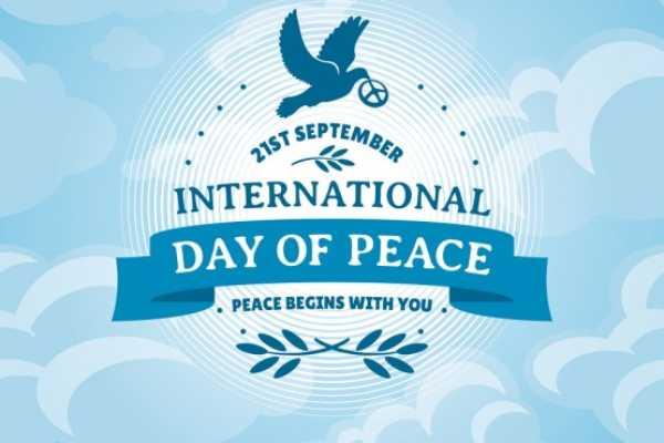 World Peace Day Slogan in Hindi