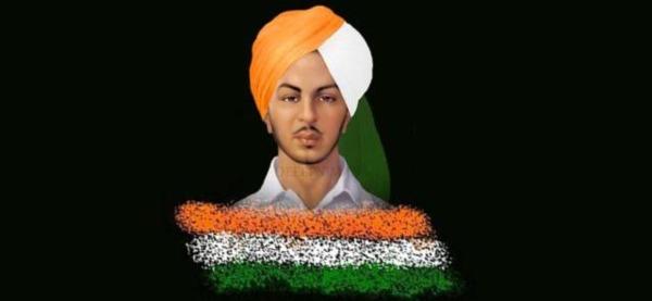 भगत सिंह पर कविता