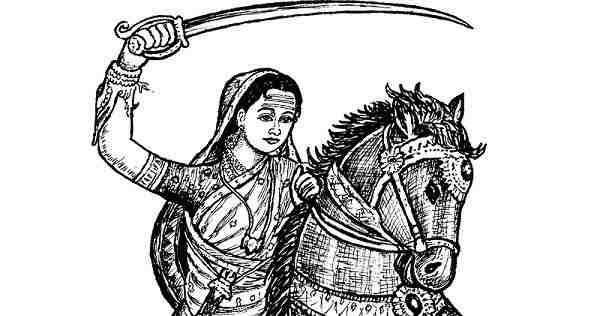 रानी लक्ष्मी बाई पर निबंध