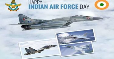 85th indian air force day images