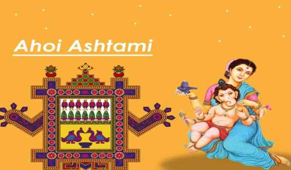 Ahoi ashtami pictures