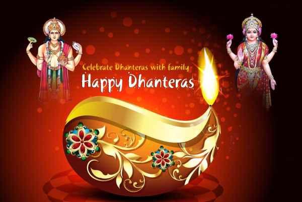 dhanteras Shayari in Hindi for WhatsApp