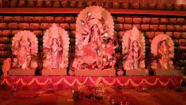 Durga Puja Pandal Wallpapers