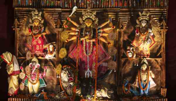 Durga Puja ki shubhkamnaye in hindi
