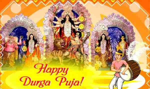 Durga puja Pics for WhatsApp