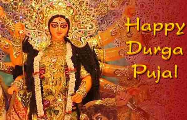 Durga pujar picture