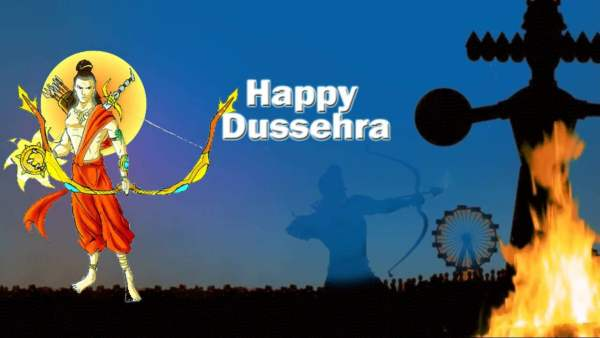Dussehra messages for WhatsApp